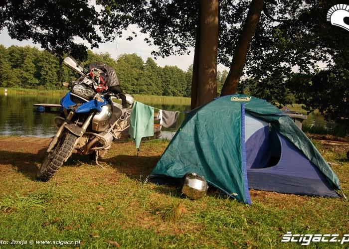 Camping Wyspa Soltysia