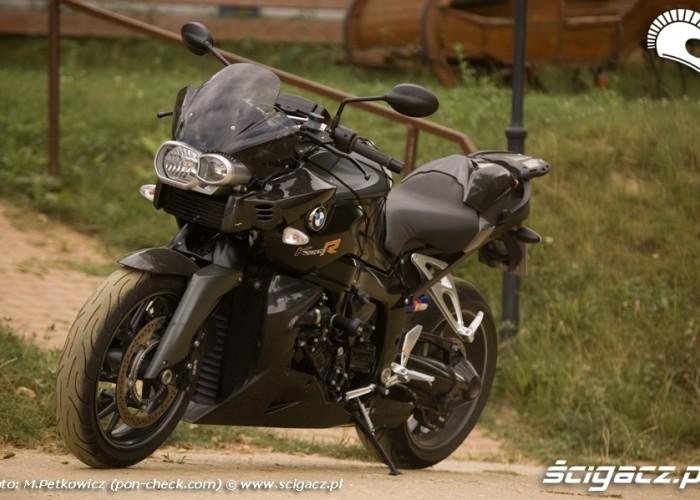 bmw k1200r czarna bmw challange