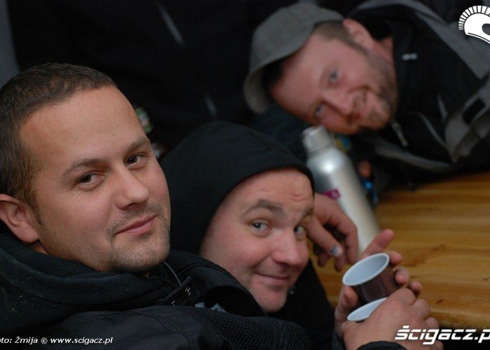 Daniel i ekipa z Gdanska