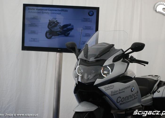 BMW Connected Ride GTL