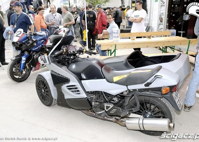 BMW Days sidecar