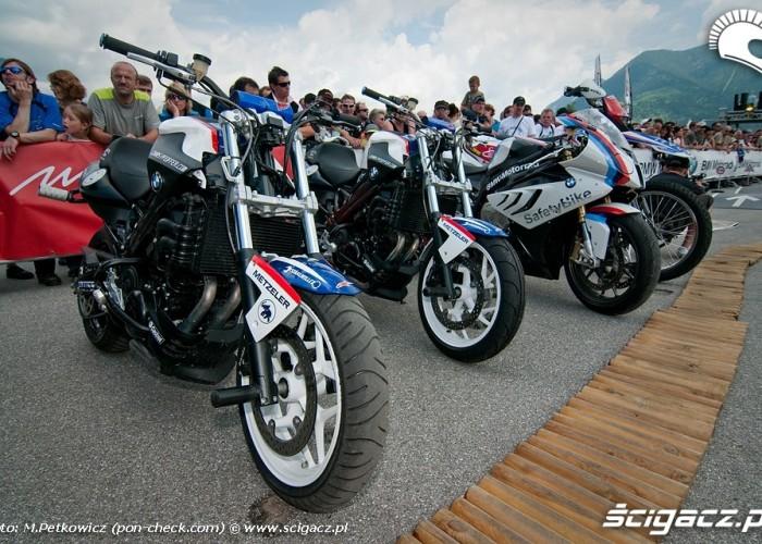 motocykle chris bmw garmish