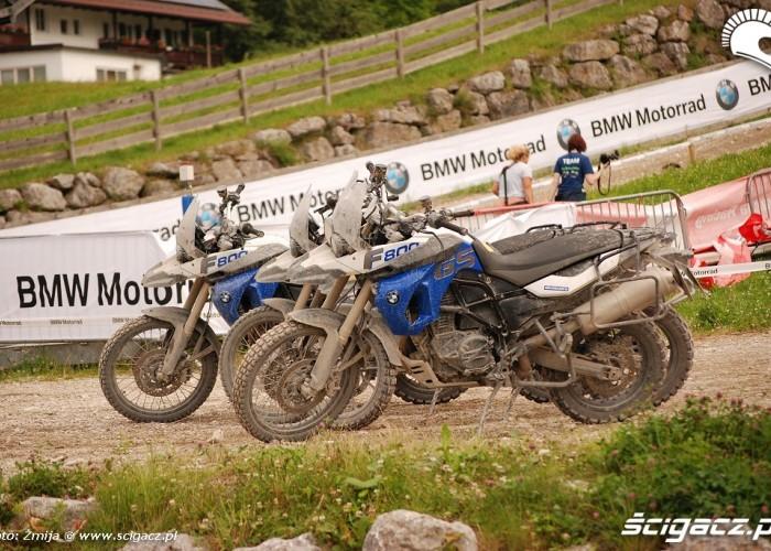 Bialo niebieskie F800GS