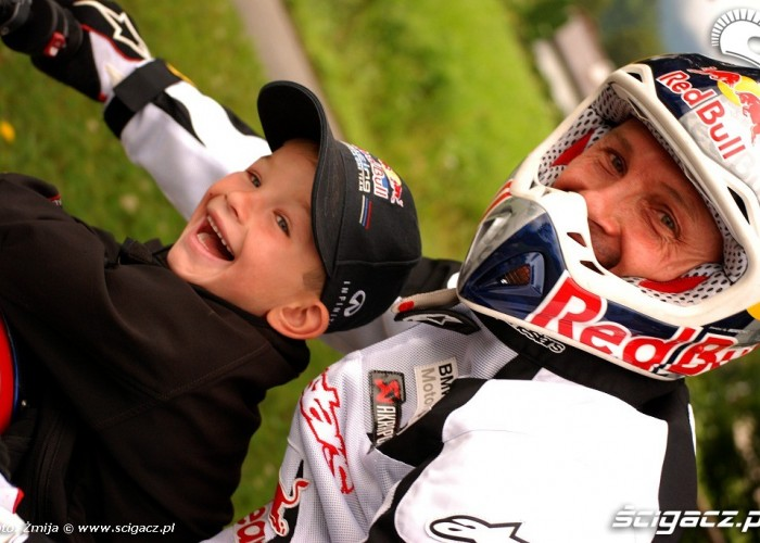 Chris Pfeiffer z synem