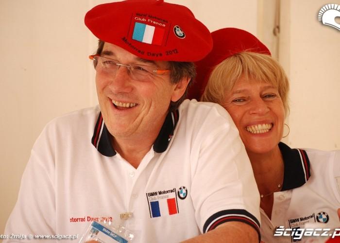 Francuzi na BMW Motorrad