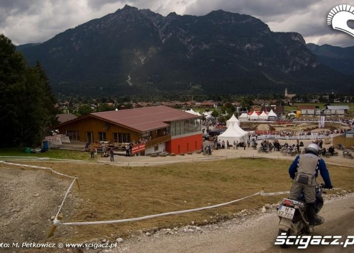 bmw motorrad 2008 arena garmisch partenkirchen