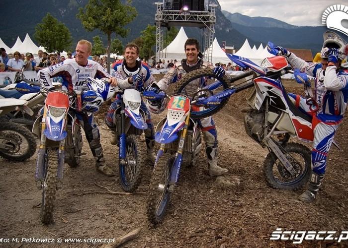 bmw motorrad team