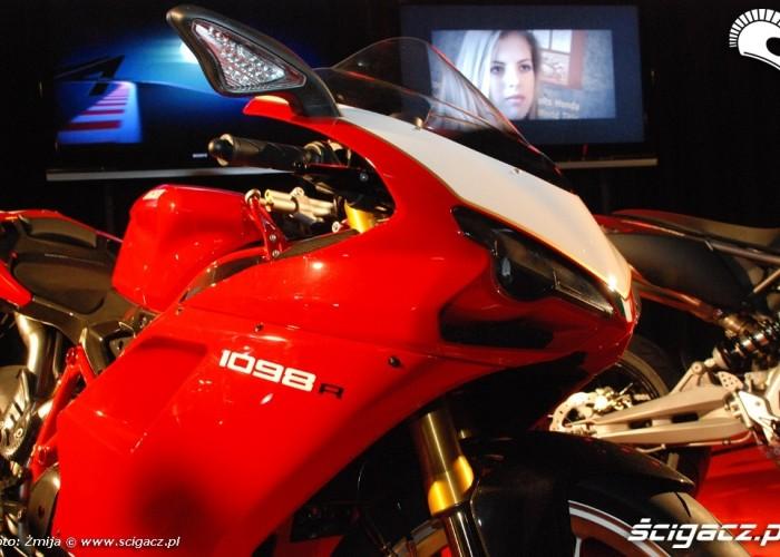 Ducati 1098R Corse Italia