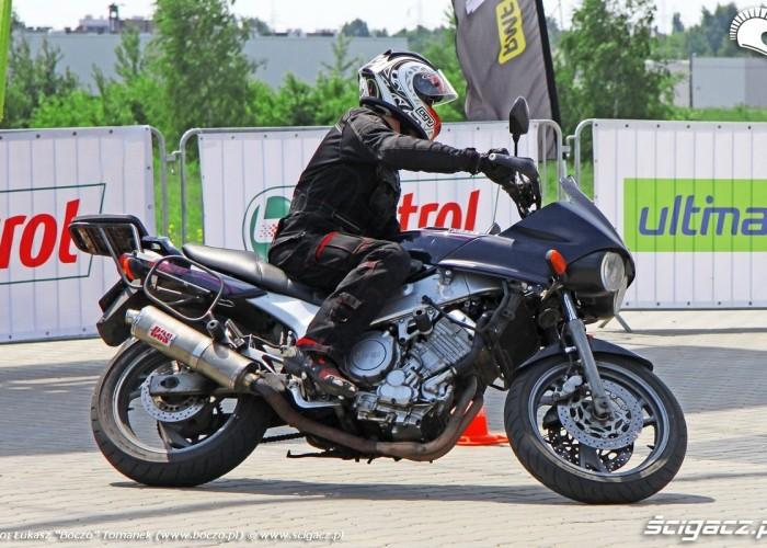 gietara motocylklowa niedziela na BP