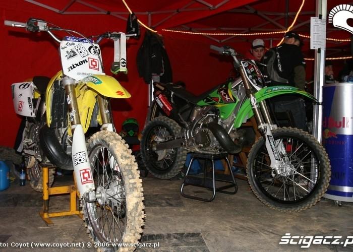 motocykle fmx