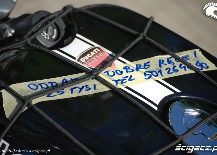 Ducati Sport1000 do sprzedazy