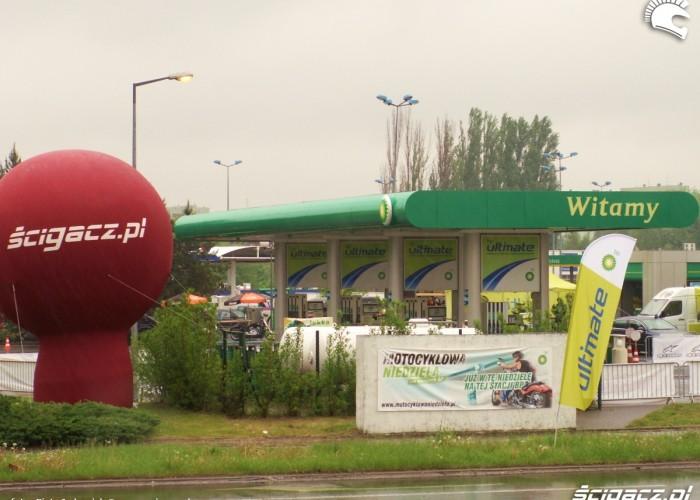 BP scigacz Lodz 2011 Motocyklowa Niedziela na BP