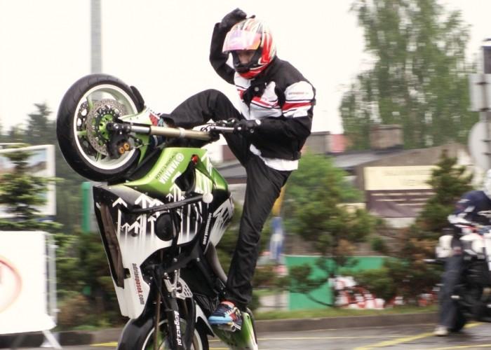 adrian pasek Lodz 2011 Motocyklowa Niedziela na BP