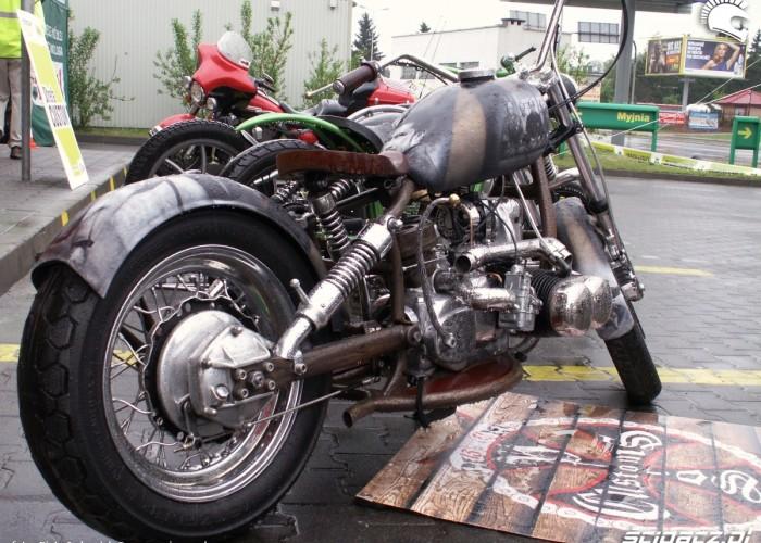 custom Lodz 2011 Motocyklowa Niedziela na BP