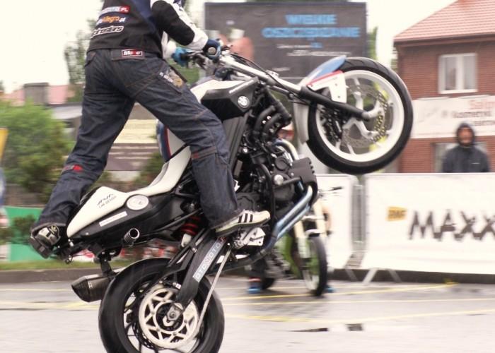 hubert dylon Lodz 2011 Motocyklowa Niedziela na BP
