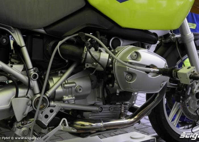 kamera w glowicy Motocyklowa Niedziela na BP Lodz 2011