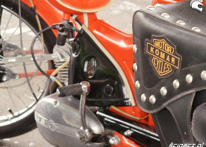 komar motor cycles Lodz 2011 Motocyklowa Niedziela na BP