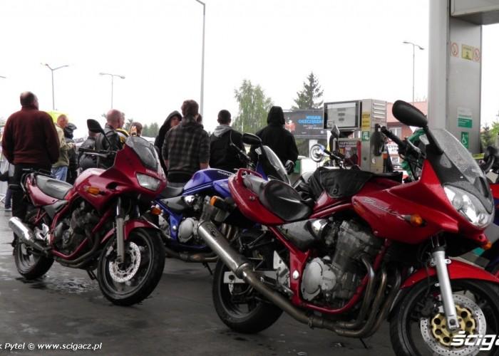 motocykle bandit Motocyklowa Niedziela na BP Lodz 2011