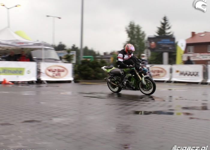 pasek przez kiere Lodz 2011 Motocyklowa Niedziela na BP