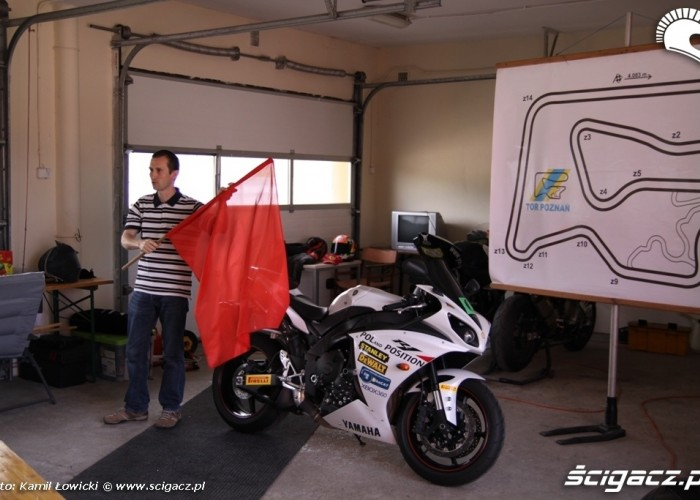 Dzien motocyklisty szkolenie