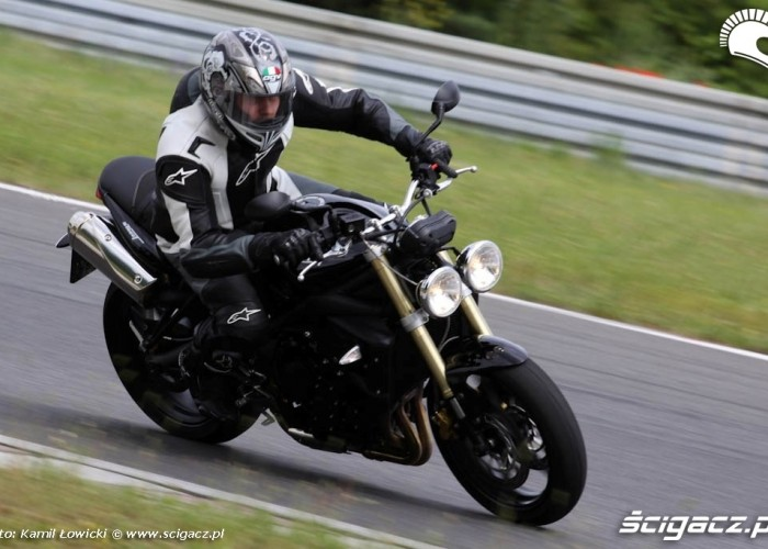 Dzien motocyklisty tor Poznan 8