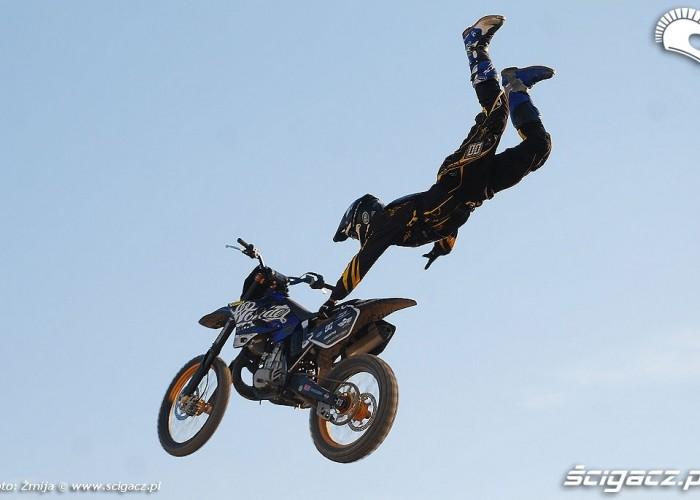 EICMA freestyle motorcross