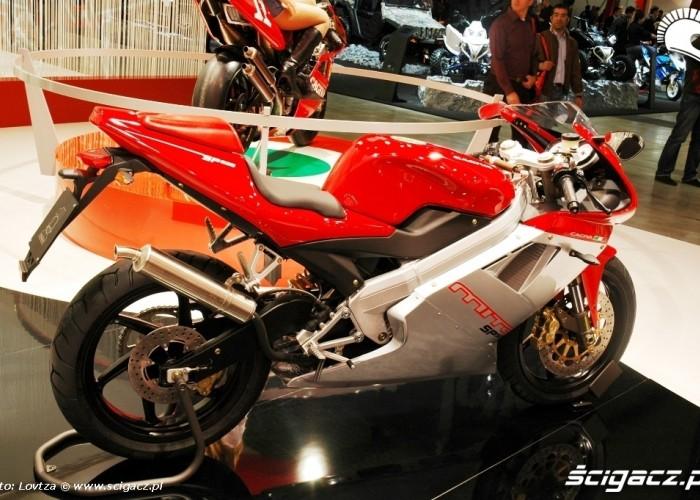 EICMA Milan 2009 Cagiva Mito