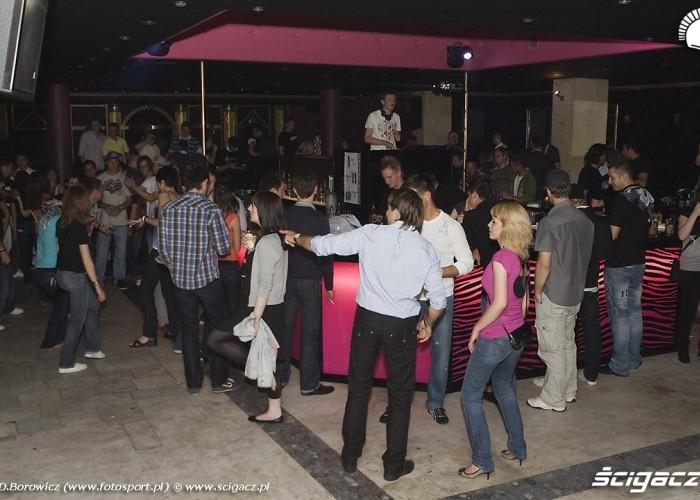 impreza urodziny scigacz klub taboo 2009
