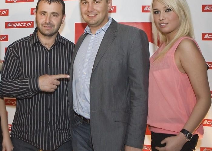 michal pernach tomek jaroslawski urodziny scigacz klub taboo 2009