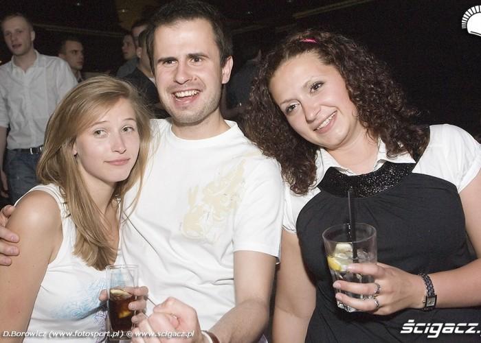 ola bartek urodziny scigacz klub taboo 2009
