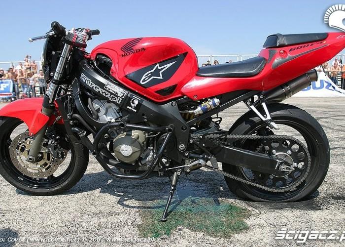 Erni Honda Cbr 600 F4i