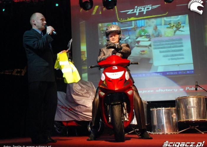 Artur Wajda Irek Bielenik szkolla bezpiecznej jazdy Zipp