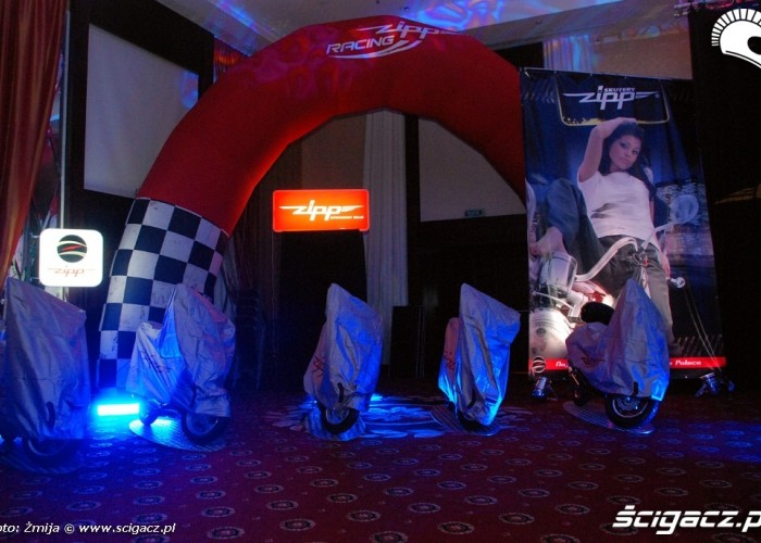 Zipp Racing konferencja
