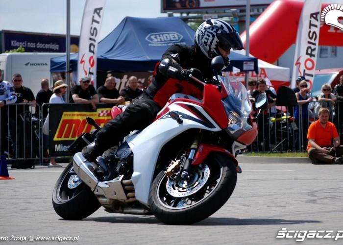 Honda CBR 600F GYmkhana