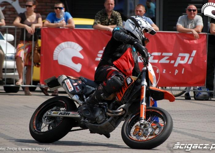 KTM EXC 520 supermoto