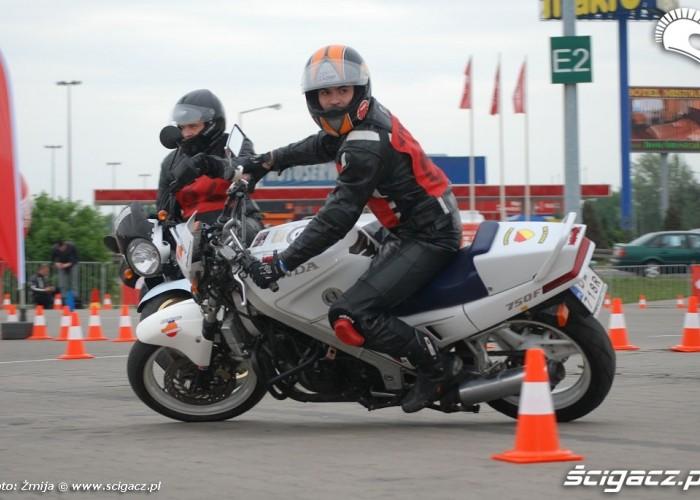 Honda 750F
