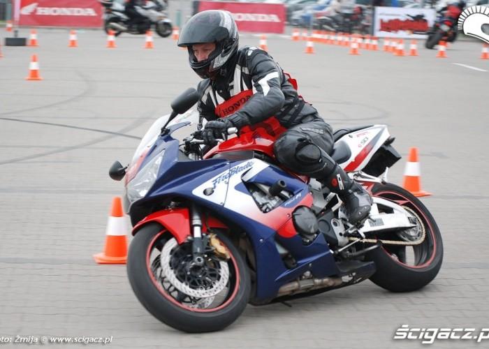 Honda Frieblade polfinal