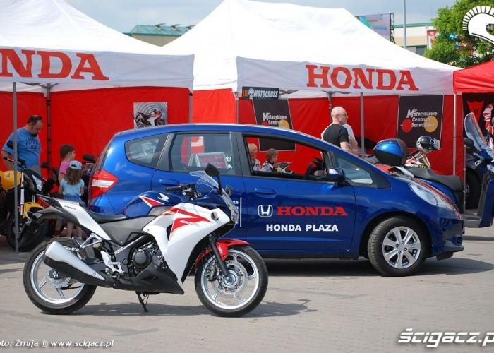 Honda Plaza wystawa