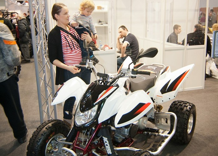 access moto quad wystawa 2012