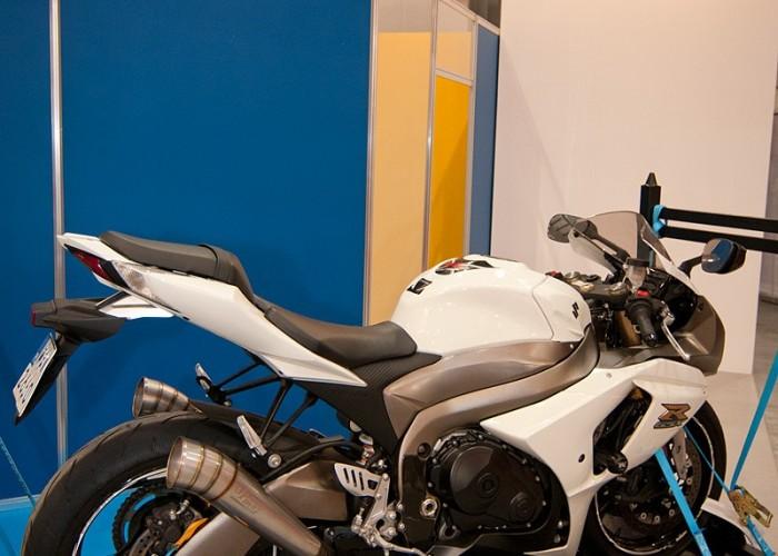 bikecat stoisko wystawa motocykli warszawa