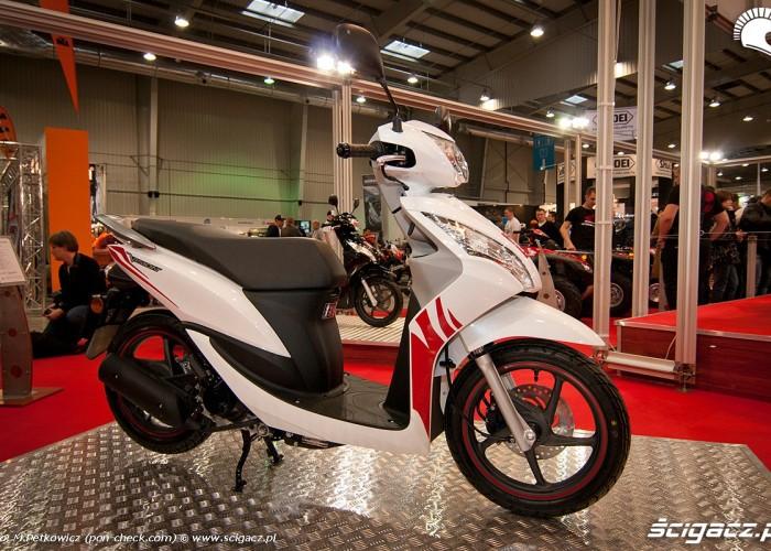honda vision targi motocyklowe
