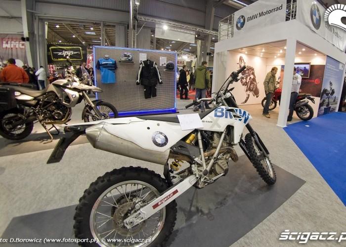 bmw g450 wystawa motocykli warszawa 2009 d img 0126