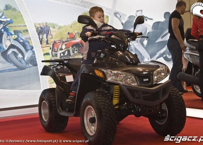 quad sym wystawa motocykli warszawa 2009 e mg 0164