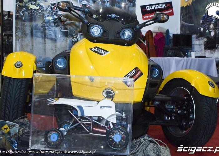 quadzik wystawa motocykli warszawa 2009 e mg 0486