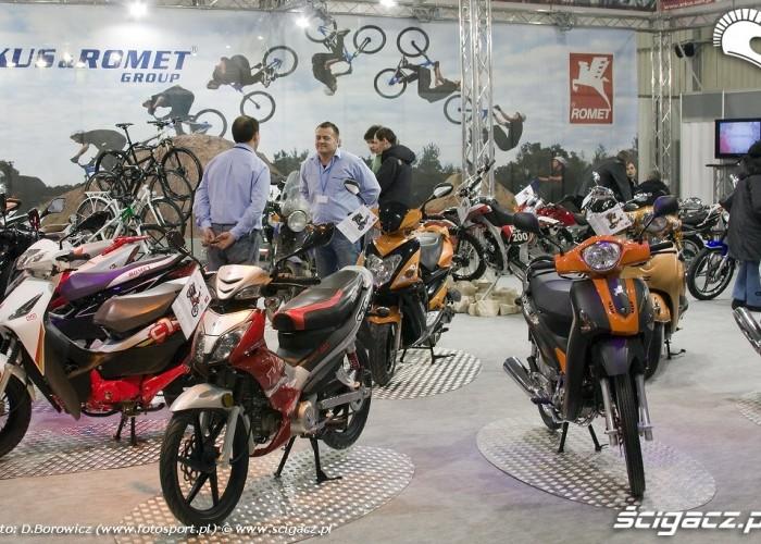romet wystawa motocykli warszawa 2009 b img 0085