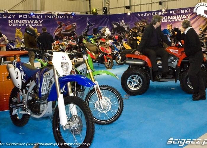 stoisko kingway wystawa motocykli warszawa 2009 f mg 0007