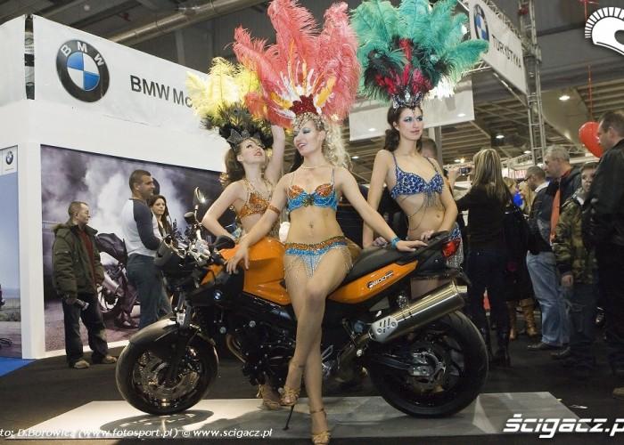 tancerki egzotyczne wystawa motocykli warszawa 2009 e mg 0124