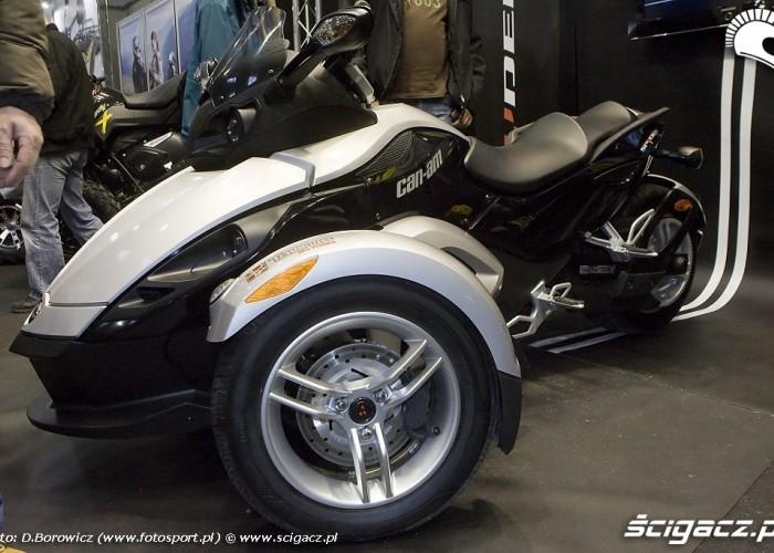 taurus canam wystawa motocykli warszawa 2009 e mg 0176