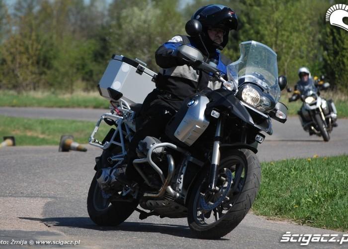 Cwiczenia GSami motodrom