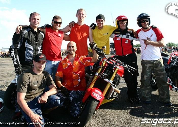bike show millenium 2007 stunters
